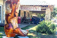 Our Little Bit of Heaven, Wimberley.