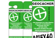 All about the hunt - Geocaching / by DeAnna Marler