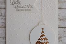 stamping up Weihnachten
