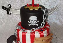 Fiesta pirata, Hook y Peter Pan