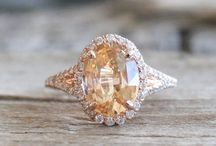 Pretty Gems / shiny things, rings, and other jewelry