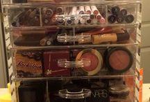 colección de maquillajes