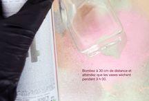 DIY Ixina X Poulette Magique / Poulette Magique a revu la déco de notre modèle Roda... en mode YUMMY PASTEL !