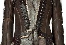 boho leather