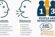 Personality Types / by Karen Dietz