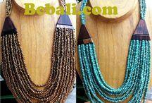 Wooden Necklaces Designs