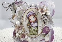 My Magnolia Christmas Cards 2015