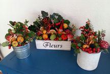 Autumn / #autumn #herfststukje #herfst #creatief #knutselen #herfstknutselen