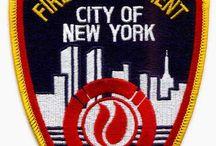 Parches de bomberos