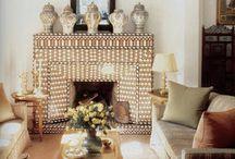 Omani Princess: arabian fireplaces
