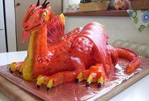 Dorty-zvířátka / dorty 3D zvířátek a dorty se zvířátkama a zvířátka z pohádek