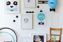 Home. Nursery Paintings