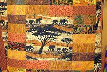 African quilt / Craft