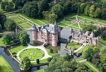 Castles and fortresses / Kastelen en forten
