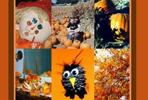 Fall Fun / Crafts and activities for Autumn