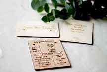 our Products || Wood || Wedding || made by we are Golden.