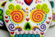 dia de los muertos ideas. / Dia de los muertos art, crafts, and recipes! Day of the Dead