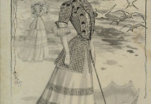 Antique Fashion Plates / by J K