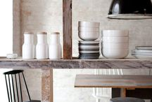 DINING WARE. / by Anouschka Koning