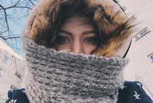 Instagram Зима, уходи