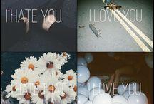 i hate you i love you