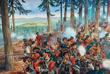 Colonial wars and troops XVII - 1850