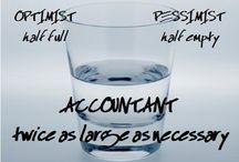 Accounting / by Amanda Bullock