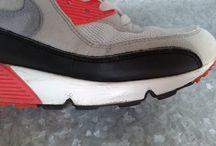 Nike Air Max 90 HOA- infrared-2005 / AM1