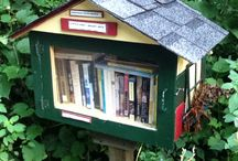 Tiny Libraries  / It is written, I am smitten. / by Scott Nash