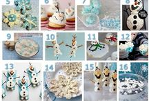 Birthday Party ideas for the Frozen fanatic