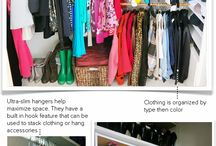 Apartment Organization / by Brittany Fain