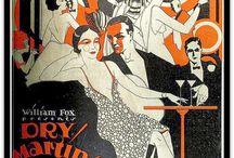 1920's Poster Art