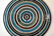 The reverse of William De Morgan's ceramics / William De Morgan is renowned for his Arts and Crafts-era ceramics featuring Iznik-inspired florals, colourful galleons and a cast of quirky beasts. What many people don't know is that De Morgan put a good deal of thought into decorating the reverse of his pieces, either with concentric bands in complementing colours, or with bold floral designs.