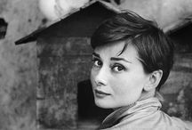 Audrey / The iconic and beautiful Audrey Hepburn