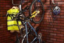 guardado bicicleta