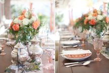 Newhall Mansion Styled Shoots