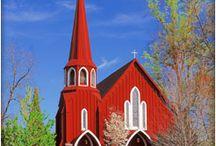 Episcopal Church / by Jackie