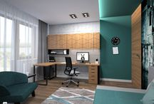 Small office and guestroom