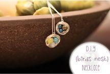 DIY jewelry / by Jessica Mroz