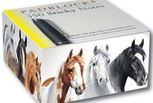 Horse Stationery / Gorgeous range of horse stationery at www.thehorsediva.co.uk