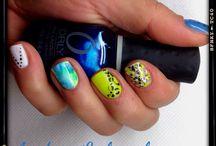Andrea Lubarska / beautiful nails