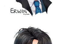 Erwin x Levi