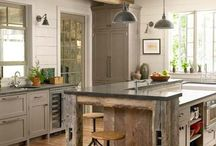 Timber Industrial Kitchens