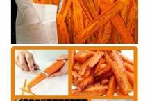 Carrots / by Aurelia Green