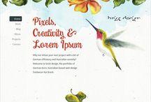 Print Design / by Jenny Manbeck