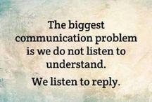 Mijn vak, mijn passie / Communicatie is niet alleen een vak, het is mijn passie