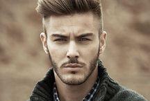 Man haircut!