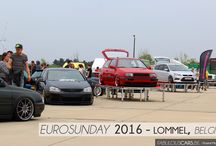 Eurosunday 2016 | Fabulous Cars.be / Eurosunday 2016 | Lommel, Belgium