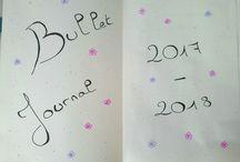 Mon Bullet journal / Juste mon Bujo!