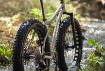 Mountain/Fat Biking in the Maine Woods